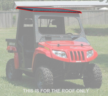 2006 07 08 09 fits Arctic Cat Prowler All Steel Roof Top Only