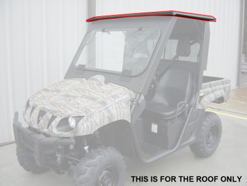 2007 08 09 10 11 12 2013 fits Yamaha Rhino 660 700 All Steel Roof Top Only