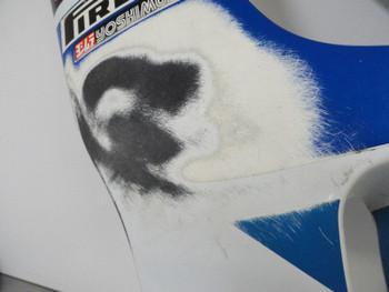 96 to 00 Suzuki GSXR 600 750  Left Lower Mid Fairing Plastic Body Cowl #3
