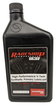 2 Quarts 5W30 Syn Primary Case Oil fits Harley Davidson 1986-00 FXRT Sport Glide