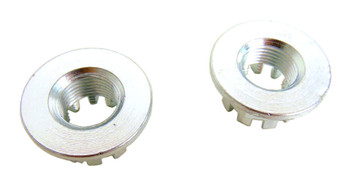 2Rear Axle Hub Castle Crown Nut 18mmx1.50 87-92 09-Up for Honda TRX 250X TRX250X