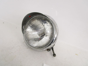 """Harley Davidson 7"""" Headlight with Mount Inner Outer Bucket Lens Trim Ring"""