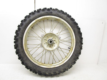 99 Yamaha TTR 250 Rear Wheel Rim Spokes Hub 18x2.15 4GY-25311-00-35 1999-2006