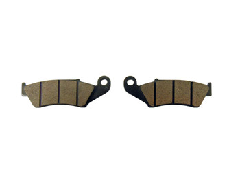 CRU Brake Pads Front for Honda 07-16 CRF150F 02-17 CRF450 R X Gift ReplacesFA185