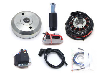 Powerdynamo MZ-B VAPE Ignition Stator Sys for Yamaha DT 250 360 400 Rotor67oz DC
