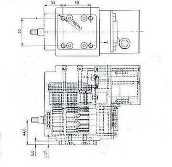 Powerdynamo VAPE Ignition System Stator Magdyno MO1 Replace Lucas Single 1 Spark