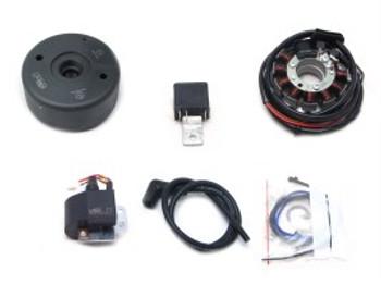 Powerdynamo (MZ-B) Ignition System Stator for Husqvarna WR 250 360 390 1.1kg AC