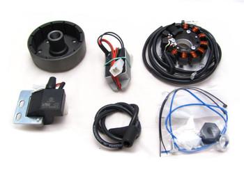 Powerdynamo VAPE IgnitionSys Stator for Yamaha 90-98 RT180 77-79 IT175 26ozFlyDC