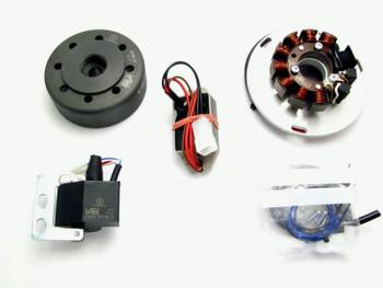 Powerdynamo VAPE Ignition 81-88 for Husqvarna 250 400 430 500 MedShaft.7kgFly DC