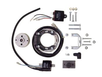 PVL Racing Ignition System Stator for Kawasaki 03-06 KLX 125 Suzuki 03-09 DRZ125