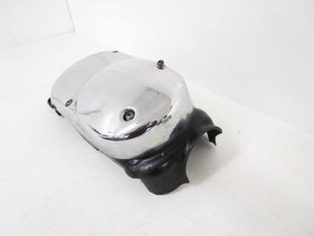 04 Suzuki VZ 1600 Marauder Left Inner Outer Engine Cover K1409-11297 2004-2005