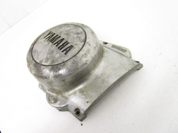 73 Yamaha TX 750 Outer Stator Cover 341-15411-01-00 1973-1974