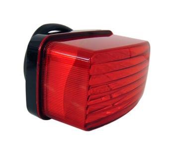 CRU Brand fits Yamaha Tail Light Lens Harness Bulb Grizzly 125 550 YFM125 YFM550