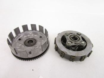 01 Arctic Cat 500 4x4 Manual Clutch Inner Outer Basket Pressure Plate 3446-002