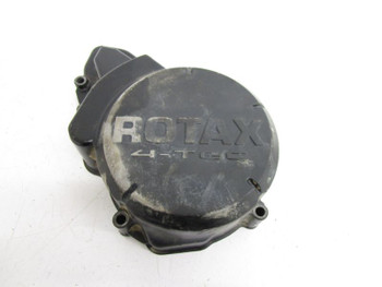 08 Can Am DS 450 Stator Cover Ignition 420611700 2008-2015