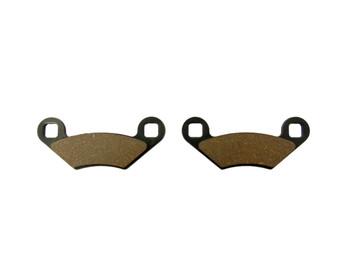 CRU Front or Rear Brake Pad for Polaris 07-09 Hawkeye 300 2x4 4x4 Replaces FA159