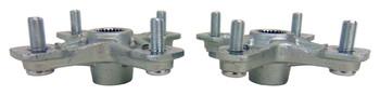 Qty 2 for Yamaha Rear Axle Wheel Hub 05-13 Raptor 250 350 YFM250 YFM350 CRU Prod