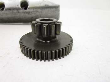 1985-1986 Honda VT 1100 C Shadow Starter Gear and Cover