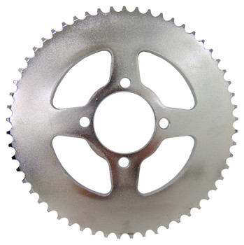 CRU Products Steel Rear Sprocket 57T 57 Tooth for Yamaha 2002-up TTR125 TTR 125