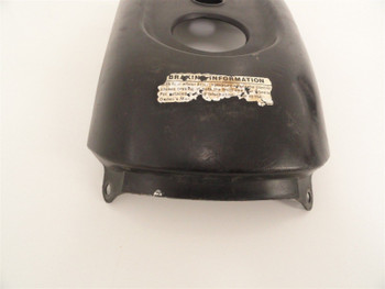02 Honda TRX 500 FA Rubicon  Gas Fuel Tank Cover 83700-HN2-000ZA