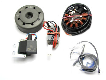 Powerdynamo VAPE Ignition System Stator 90-98 for KTM 250 2Stroke 90mmODPlate DC