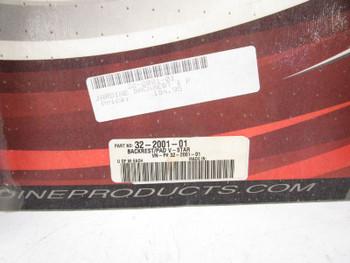 2001 Yamaha XVS 650 Jardine Backrest Sissy Bar 32-2001-01