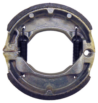 CRU Products Front Brake Shoes for Yamaha 91-00 RT 100 82-83 YZ 100 85-87 BW 200