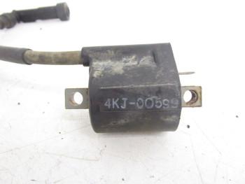 96 Yamaha YFM 80 Badger Ignition Coil 4KJ-82310-00-00