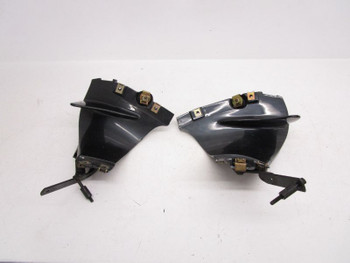 1998 BMW R1100RT R 1100 RT Lower Spoiler Connection Left Right 46 63 2 324 741