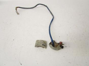1966 Honda CL 160 Scrambler Left Switch Housing 35300-284-810 *FOR PARTS*