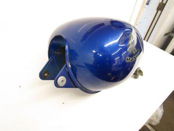 1986 Honda CMX 250 Rebel Gas Fuel Tank 17530-KR3-770ZA *CANDY EIGER BLUE*