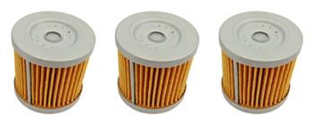 3 Emgo Oil Filter for Suzuki 00-14 DRZ 400S DRZ400S DRZ 400E DRZ400E 16510-29F00