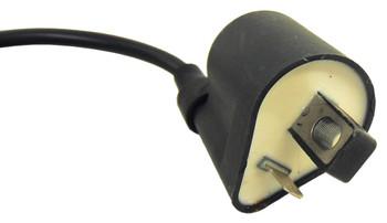 CRU Ignition Coil Wire Plug Boot fits Kawasaki 1986 1987 Tecate KXT250 KXT 250