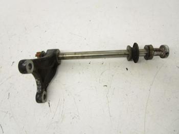 1985 Suzuki GS 700 E Rear Axle Bolt Shaft 64711-31300