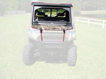 All Steel Cab Enclosure System No Doors for Polaris 2015-20 Ranger 1000 Diesel