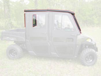Steel Complete Cab Enclosure System No Doors for Polaris Ranger Crew XP 570 Full