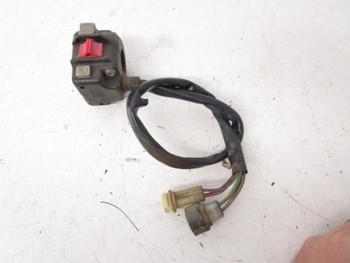 1988 Yamaha YFP 350 Terrapro Left Handlebar Bar Switch 59V-83973-02-00