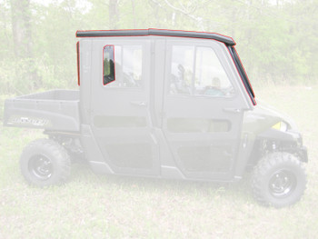 All Steel Complete Cab Enclosure System NoDoors 15-19 Polaris Ranger Crew 570 MS