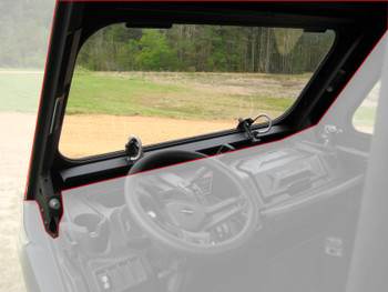 All Steel Complete Cab Enclosure System No Doors fits Can-Am 2016-20 Defender