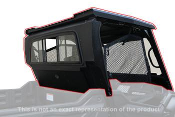 All Steel Complete Cab Enclosure System No Doors fits Honda Pioneer 700 2014-up