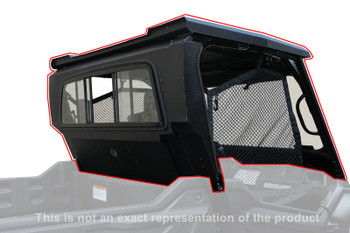 All Steel Complete Cab Enclosure System No Doors fits Honda Pioneer 700 2014-20