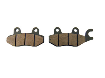 CRU Brake Pads Front Left fits Suzuki 00-01 Quadmaster 500 LTA500 Replaces FA165