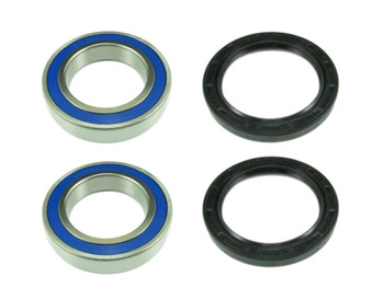 1987-1990 fits Suzuki LT500R LT 500R 2x4 Quadracer Rear Wheel Bearing Seal Kit