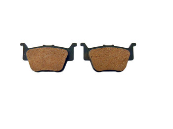 CRU Products Rear Brake Pad fits Honda 2009-15 Rancher 420 TRX420 Replaces FA373