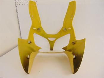 00 01 02 Kawasaki ZX6R Ninja ZX6 J 600 used Upper Fairing Body Cowl Plastic
