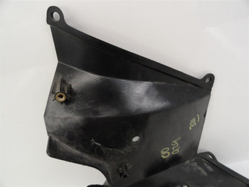 00 01 Honda CBR 929RR 929 RR used Right Inner Fairing Cowl Panel 64325-MCJ-000ZA