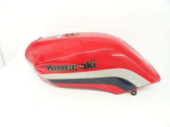 83 Kawasaki EX 305 GPZ #2  Gas Fuel Tank 51001-5317-B1