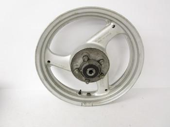 01 Suzuki GS 500 E #2  Rear Wheel Rim 17 X 3.50 64111-34C00-Y6G