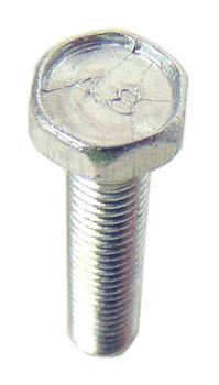 Quantity 25 M6 * 1.0 x 30mm Metric Hex Bolt 6mm x 1.0 30mm Long
