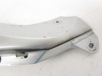 08 Suzuki GSXR 600  Left Front Headlight Fairing Cowl Silver *Broken Tab*